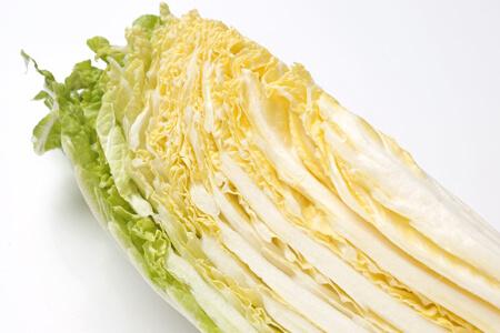 通販した白菜の保存方法