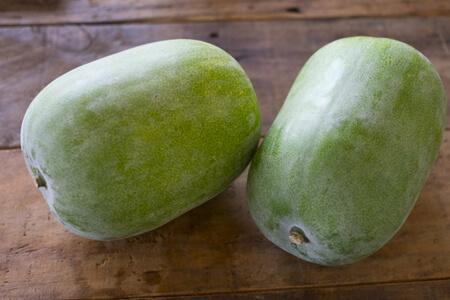 通販した冬瓜の保存方法