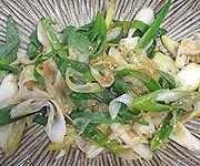 無農薬野菜のミレーの野菜を使って