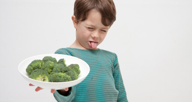 野菜が苦手な子供でも食べた