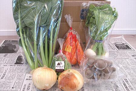 坂ノ途中、通販野菜セット